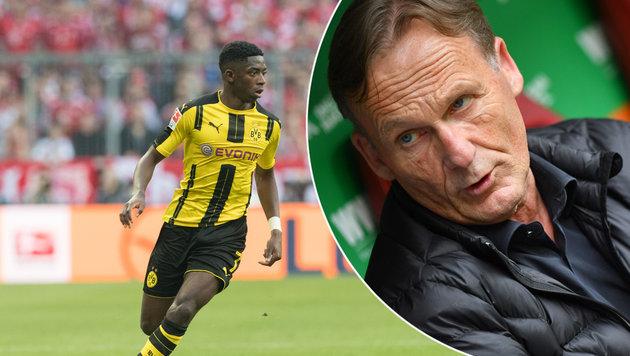 """CEO của Dortmund tố Barca dùng chiêu trò """"bẩn thỉu"""" trong vụ Dembele"""