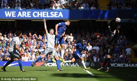 Kết quả Chelsea vs Everton: Morata tỏa sáng rực rỡ