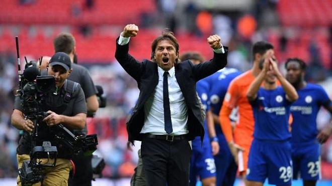 """Thắng Tottenham, HLV Conte ca ngợi học trò như những """"chiến binh"""""""