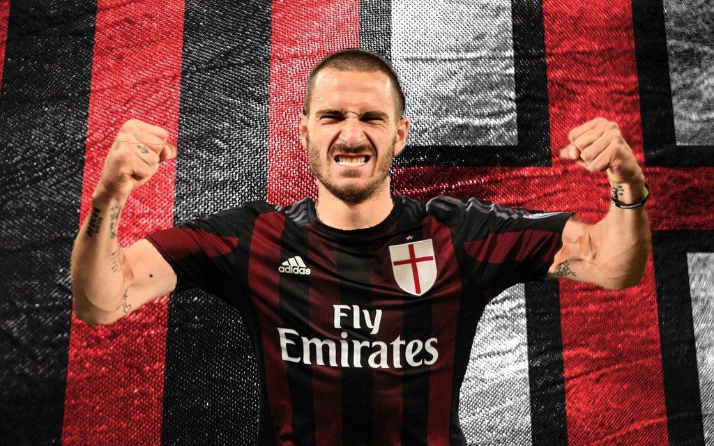NÓNG: Milan sẽ phải trả lại Bonucci cho Juve vì lý do tài chính?