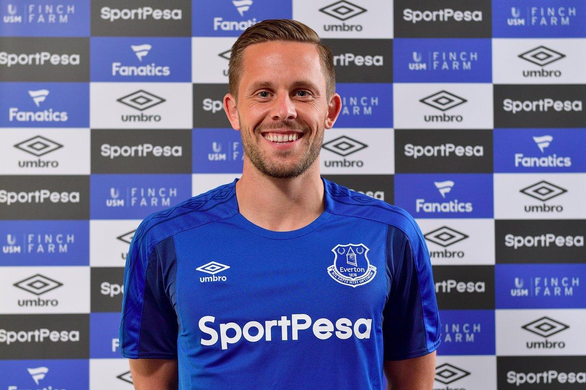 Gylfi Sigurdsson CHÍNH THỨC cập bến Everton với mức giá kỷ lục