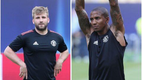 """Ấn định ngày trở lại của bộ đôi """"thương binh"""" Man Utd"""