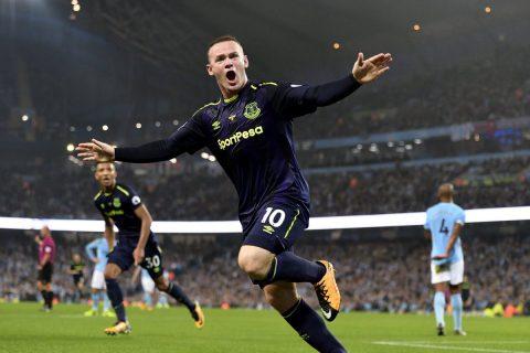 VIDEO: Man City 1-1 Everton (Vòng 2 Ngoại hạng Anh 2017/18)
