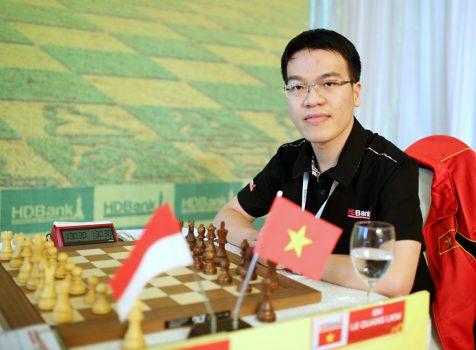 Thắng tiếp kỳ thủ số 5 thế giới, Lê Quang Liêm đứng thứ 2 giải St Louis