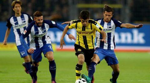 Dortmund vs Hertha Berlin, 23h30 ngày 26/8: Chứng tỏ đẳng cấp