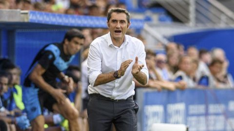 Thắng dễ Alaves, Ernesto Valverde vẫn muốn nổ thêm bom tấn