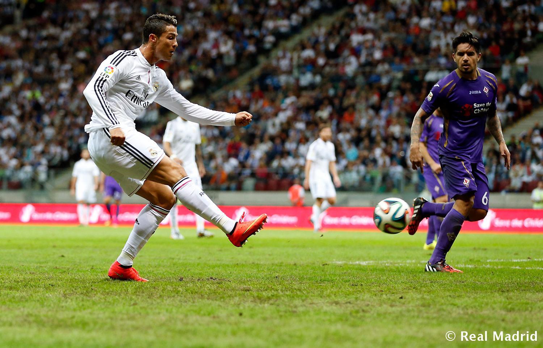 Real Madrid vs Fiorentina, 03h45 ngày 24/08: Show diễn của Ronaldo