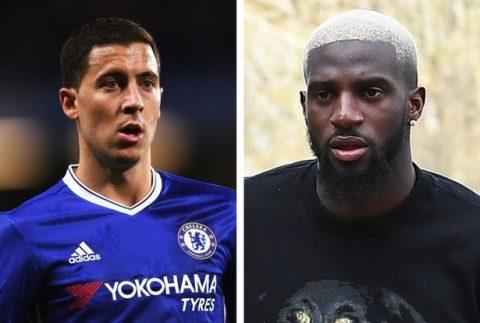 Chelsea nhận tin vui từ Hazard và Bakayoko trước thềm derby London