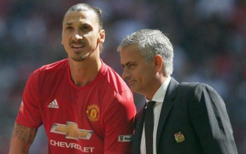 Lộ số áo mới của Ibrahimovic, Mourinho đón 2 tin vui liên tiếp