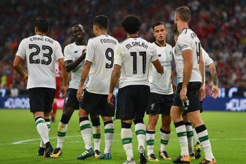 Atletico vs Liverpool, 01h30 ngày 3/8: The Kop đăng quang