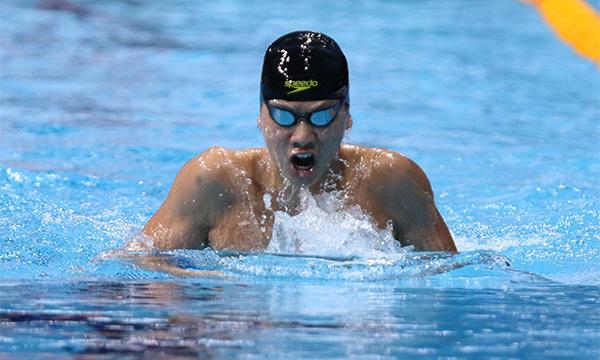 Phá kỷ lục SEA Games, thần đồng 15 tuổi Nguyễn Hữu Kim Sơn xuất sắc giành HCV