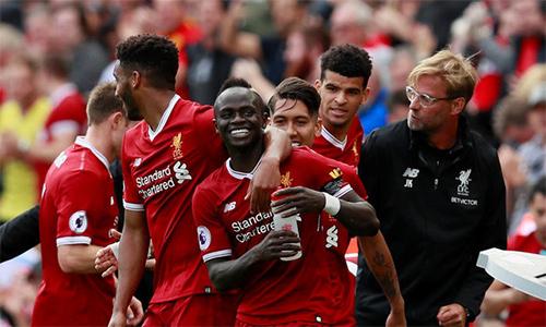 Mane tỏa sáng kịp thời, Liverpool nhọc nhằn vượt qua Crystal Palace