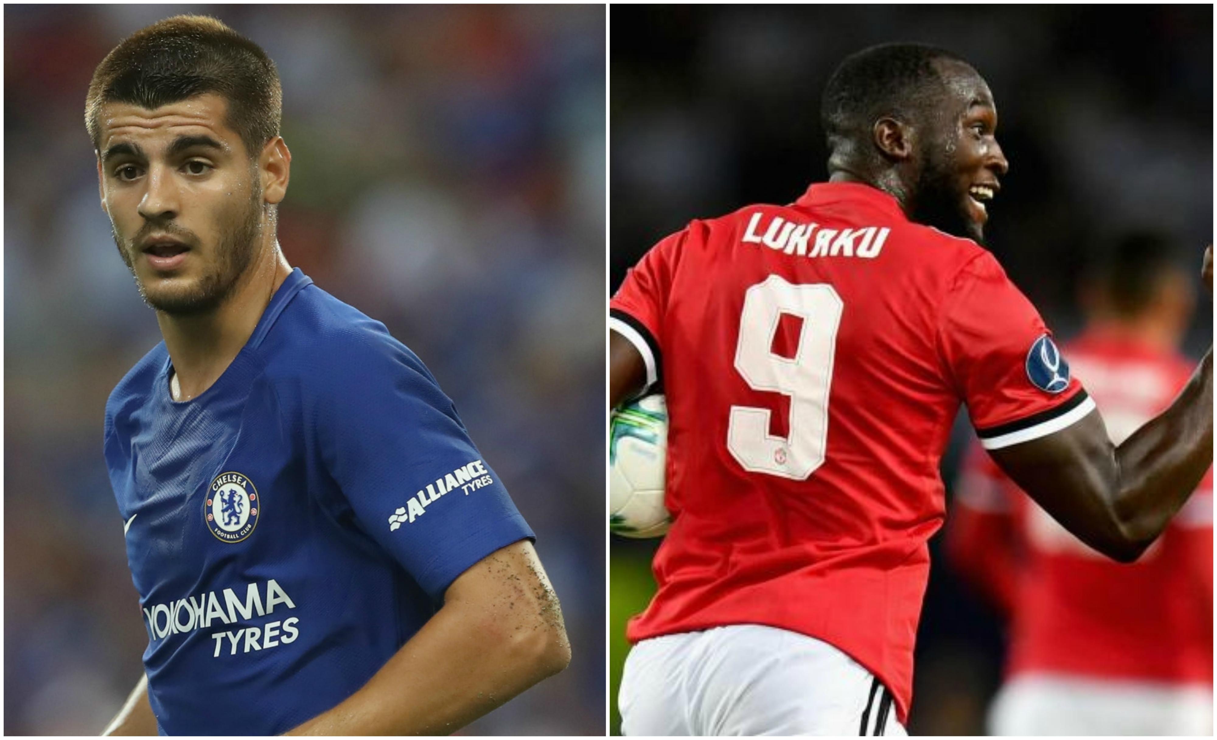 Bỏ lỡ cơ hội mười mươi, Morata lại bị đem so sánh với Lukaku
