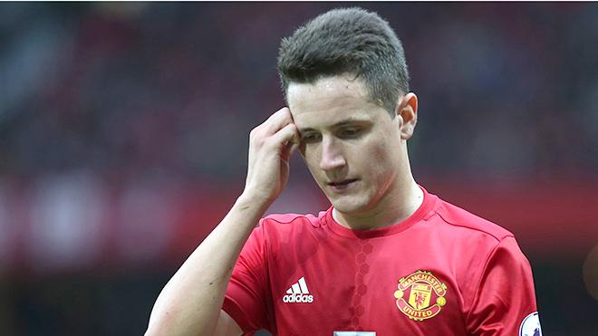 """Có Pogba và Matic, Mourinho sẽ """"lãng quên"""" Ander Herrera?"""