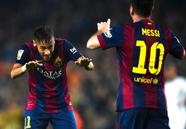 """Neymar tẩu thoát khỏi Barca: Vì không muốn cúi mình trước """"VUA"""" Messi"""