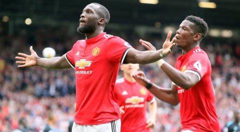 10 thông số cực ấn tượng về Lukaku và Man Utd sau trận đại thắng West Ham