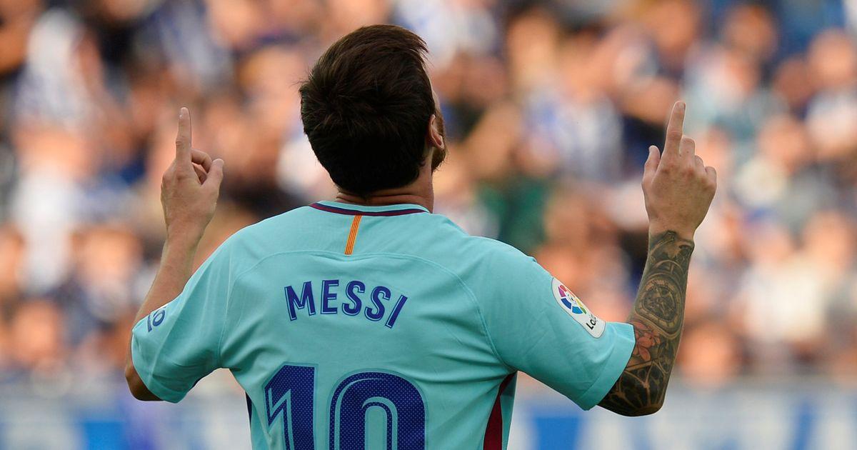 Barcelona và đỉnh điểm của hội chứng phụ thuộc Messi