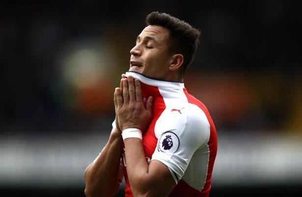 XÁC NHẬN: Arsenal mất Alexis Sanchez trong 1 tháng