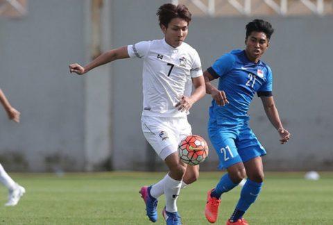 Vùi dập Brunei không thương tiếc, U22 Lào có 3 điểm đầu tiên tại SEA Games