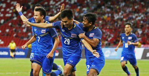 """Choáng với nhận định của """"người hùng World Cup"""" về đối thủ truyền kiếp U22 Thái Lan tại SEA Games 29"""