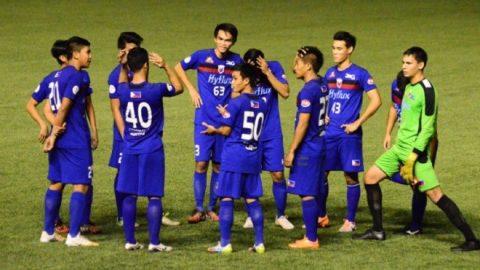 """U22 Philippines """"tối cửa"""" tranh vé bán kết với Việt Nam tại SEA Games?"""