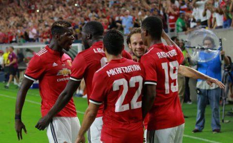 Điểm tin tối 11/08: M.U sẽ vô địch Premier League mùa 2017/18