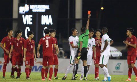 Bỏ lỡ hàng tá cơ hội, U22 Việt Nam để U22 Indonesia cầm hòa đáng tiếc dù thi đấu hơn người