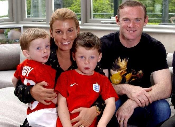 Wayne Rooney lần thứ tư đón tin vui
