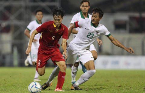 U22 Việt Nam muốn đá đẹp, còn Indonesia thì không!