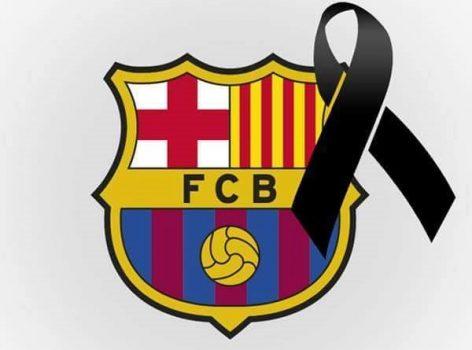 Thế giới bóng đá bày tỏ cảm thông với Barcelona sau khủng bố kinh hoàng