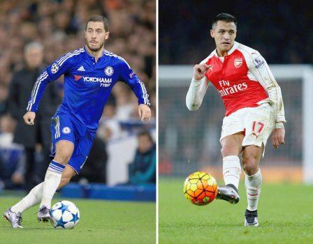 Hazard, Sanchez và 10 ngôi sao vắng mặt đáng tiếc nhất tại vòng 1 Premier League 2017/18