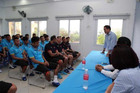 ĐT Futsal Việt Nam chốt danh sách tham dự SEA Games 29, đặt mục tiêu 2 HCV