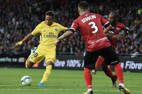 """CHÙM ẢNH: Neymar khiến cả Ligue 1 """"mở rộng tầm mắt"""" với một bàn thắng, 1 kiến tạo và màn ra mắt đỉnh cao"""