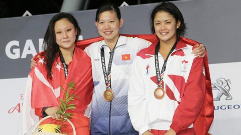 Lịch thi đấu SEA Games 29 của Đoàn thể thao Việt Nam ngày 25/8: Ánh Viên có thể đoạt thêm 3 HCV