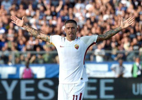 Cả trận sút trúng đích đúng 1 lần, Roma vẫn có chiến thắng đầu tiên dưới triều đại của tân HLV Eusebio