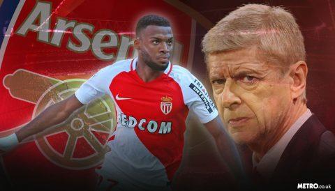 Arsenal gửi lời đề nghị cuối cùng cho Monaco về vụ Lemar