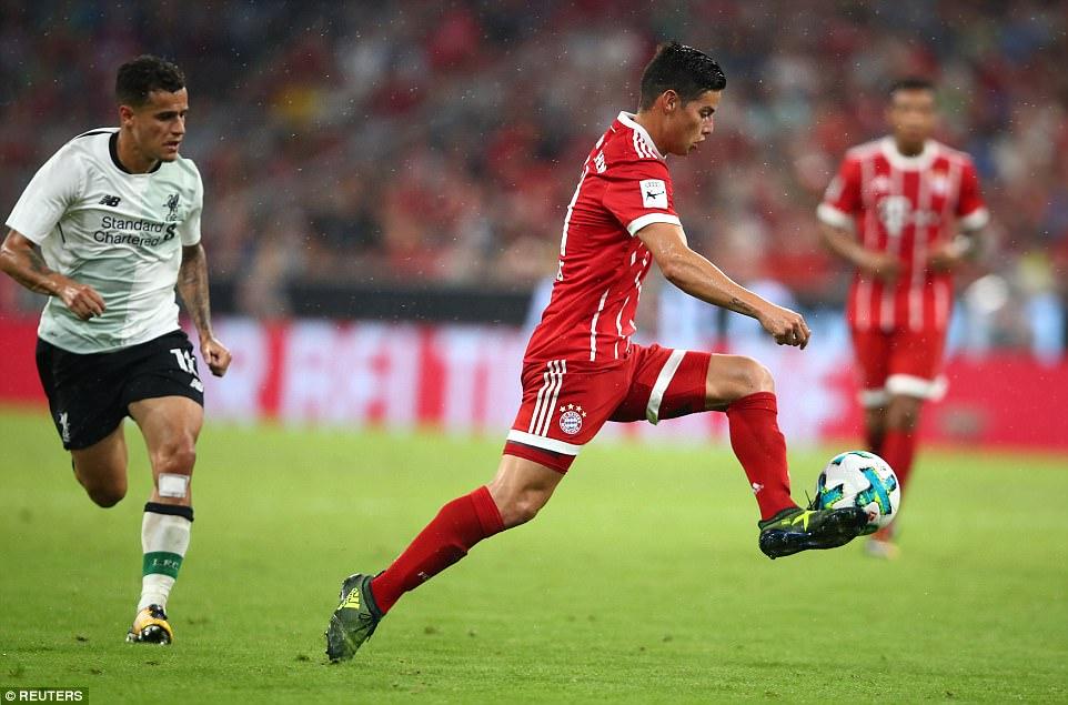 """Đá như """"lên đồng"""", Liverpool nghiền nát Bayern Munich ngay trên sân Allianz Arena"""