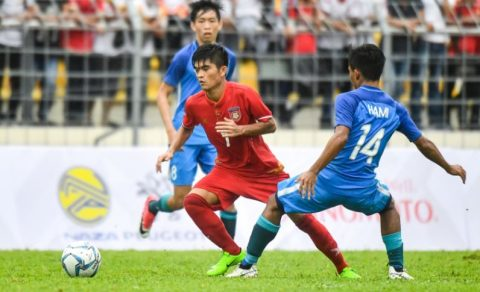 Kết quả U22 Myanmar vs U22 Lào: Phút bù giờ nghiệt ngã