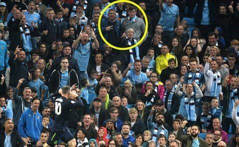 Sau 5 năm, Rooney lại một lần nữa gieo sầu cho 2 CĐV đặc biệt của Man City