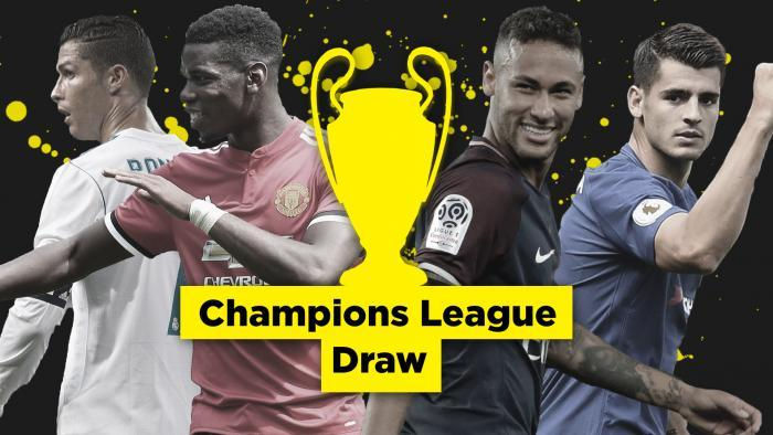 Kết quả bốc thăm vòng bảng Champions League: M.U dễ thở; Real vào bảng tử thần