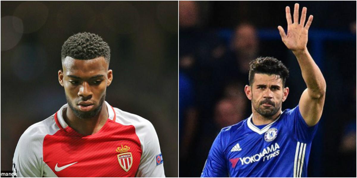 TIN CHUYỂN NHƯỢNG 29/08: Monaco tiếp tục khước từ Liverpool; Diego Costa hoàn tất việc trở lại Atletico