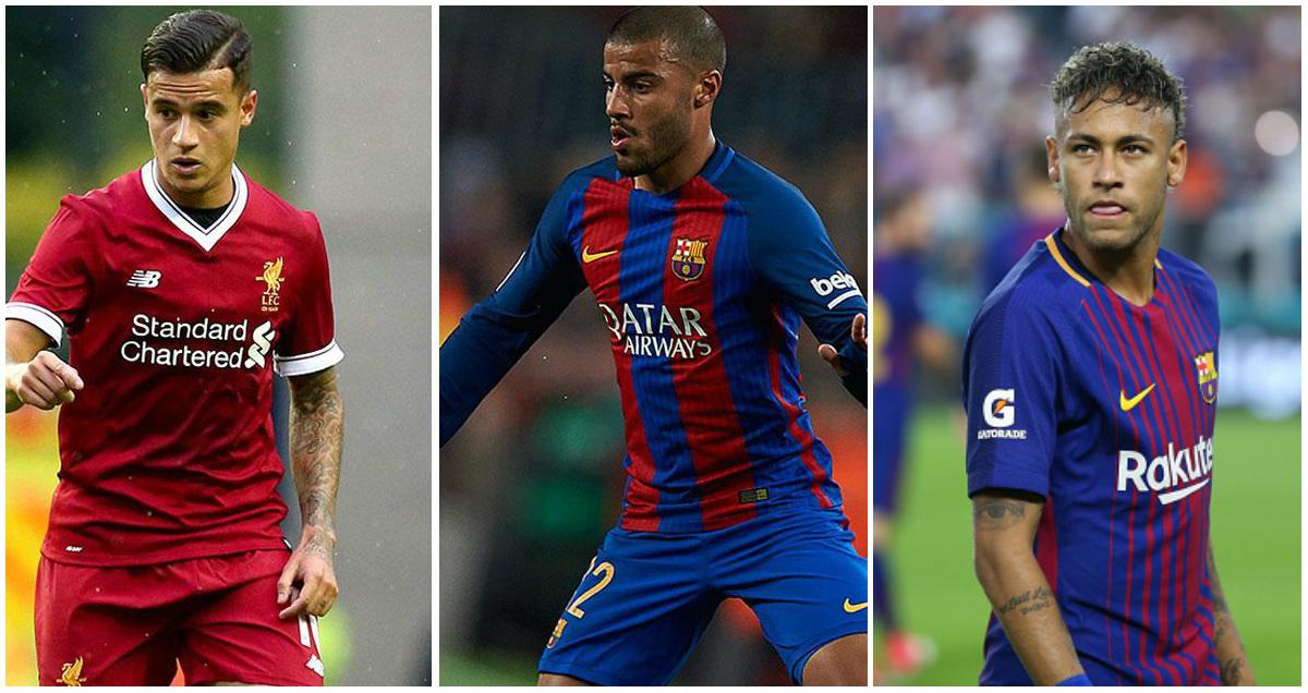TIN CHUYỂN NHƯỢNG 03/08: Barca đổi 3 ngôi sao lấy Coutinho; PSG mất nửa tỷ euro để chiêu mộ Neymar
