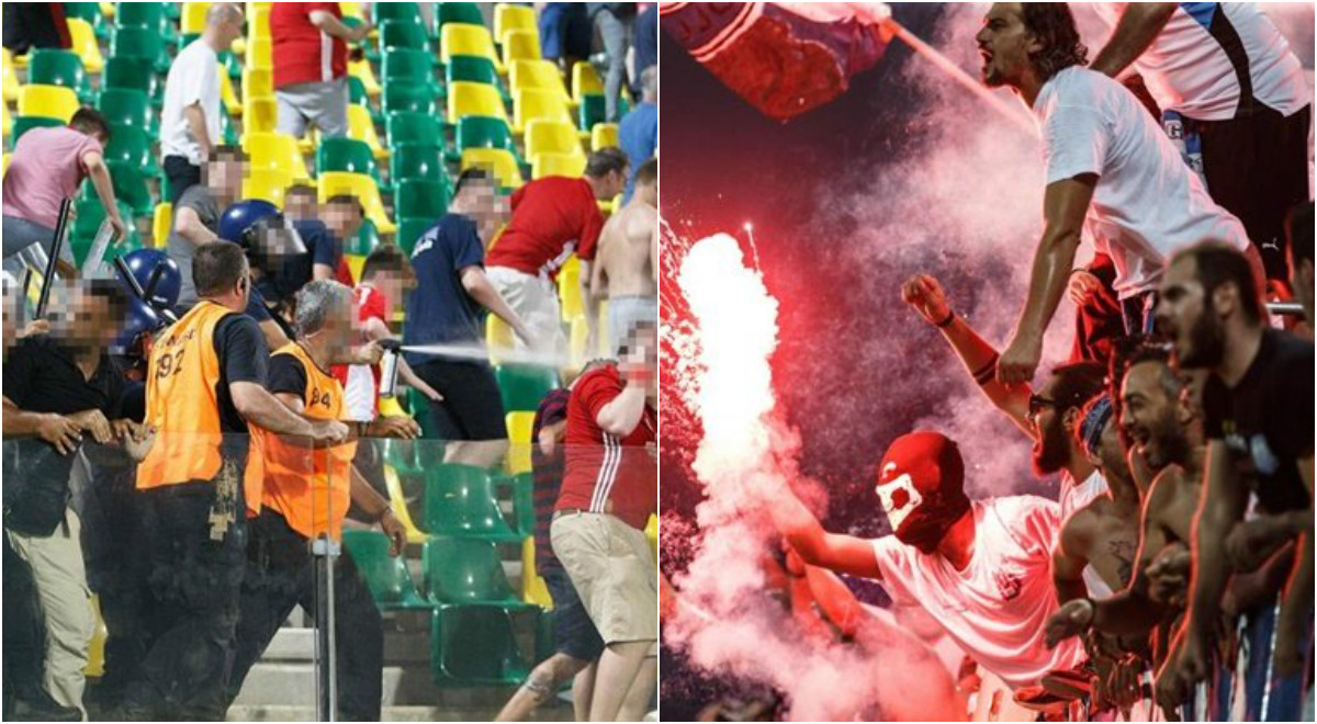 Đội nhà tuột vé dự Europa League, hơn 700 CĐV Aberdeen tham gia vào cuộc bạo loạn