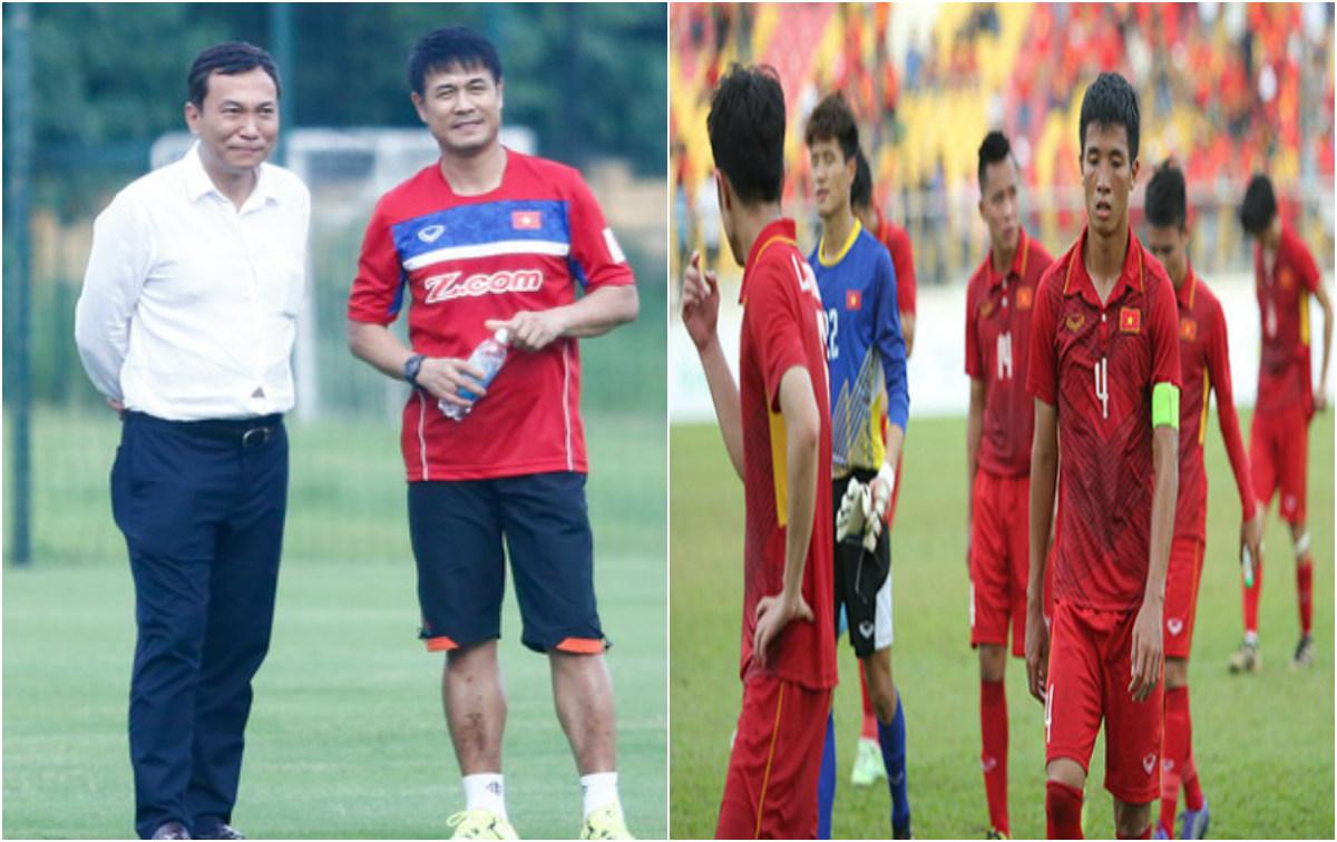 Trưởng đoàn SEA Games 29 lần đầu tiên chia sẻ về thất bại của U22 Việt Nam