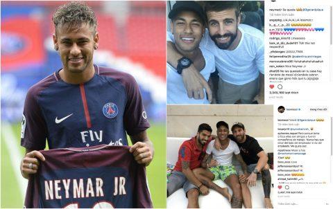 Neymar trở lại Barca, tái hợp tam tấu M-S-N…ở hậu trường
