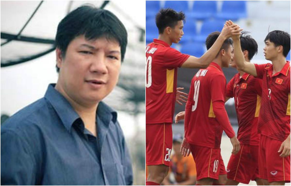 BLV Quang Huy chỉ ra cái tên duy nhất của U22 Việt Nam đủ sức chơi bóng ở Bundesliga