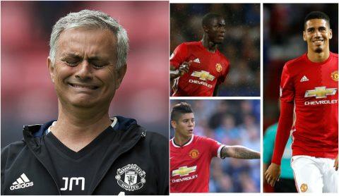 """Điểm tin sáng 01/8: Mourinho  """"méo mặt"""" trước Siêu cúp châu Âu với Real"""