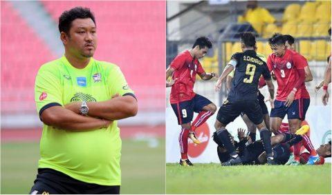 Ẩu đả dẫn đến mất người trong trận gặp U22 Campuchia, người Thái nói gì?