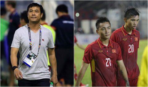 HLV Nguyễn Hữu Thắng tiết lộ lý do không thay Tuấn Tài ở trận gặp Indo