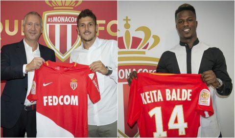 Bán xong Mbappe, Monaco lập tức mua sắm bộ đôi tiền đạo từ Serie A